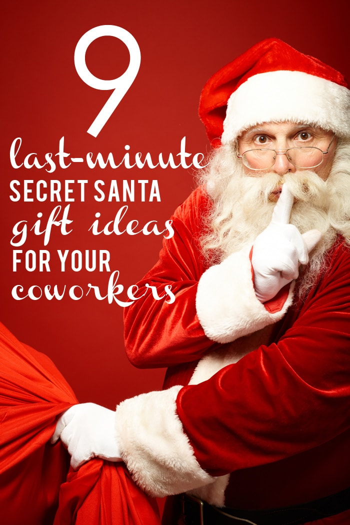 Search Your House For Unopened Secret Santa Buried Treasure.