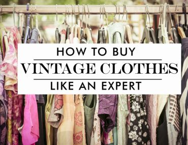 how to buy vintage clothing online