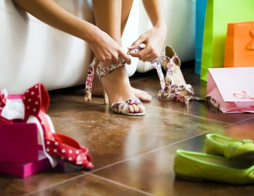 how to shop for shoes online