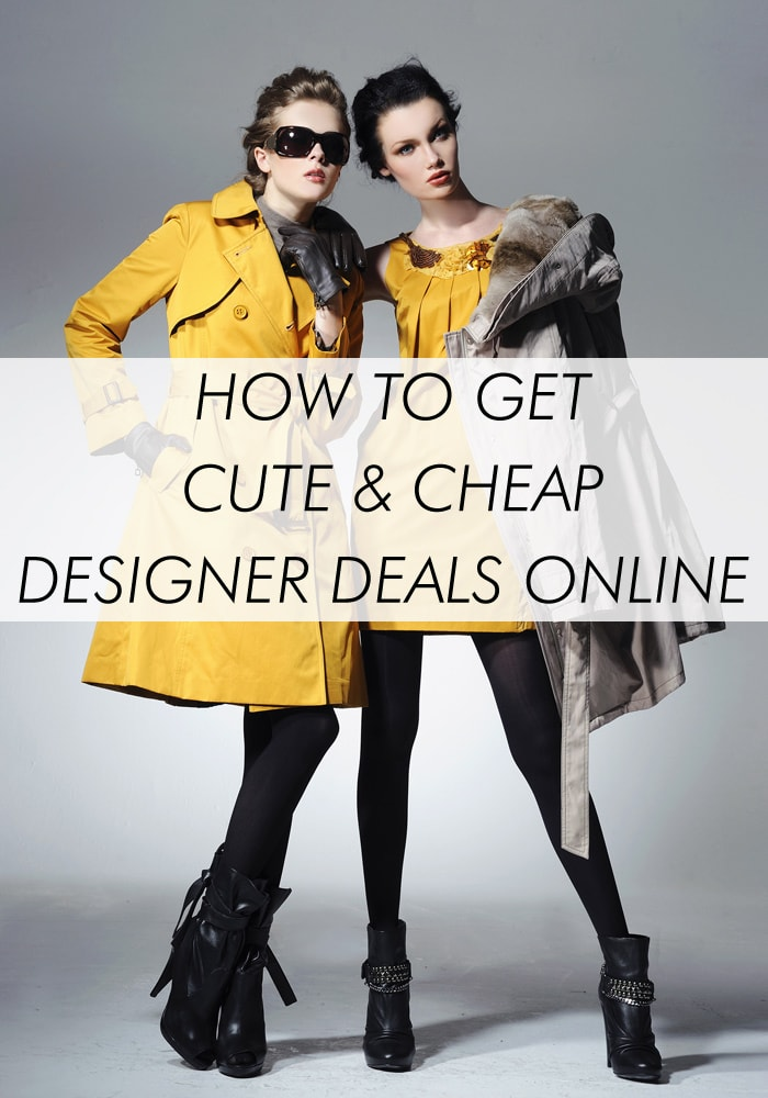 Affordable Fashion: Really Cute Cheap Designer Clothes for Women